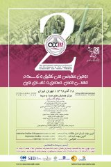 Poster of The 2nd National Conference on Research and Development in Civil Engineering, Architecture and Modern Urbanism