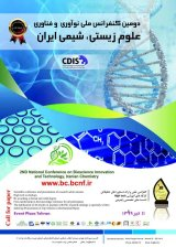 Poster of Second National Conference on Innovation and Technology of Life Sciences, Iranian Chemistry