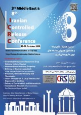 Poster of 3rd middle east & 8th iranian controlled release conference