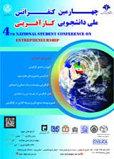 Poster of 4th National Student Conference on Entrepreneurship