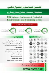 Poster of 6th National Conference & Festival of Environment