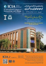 Poster of 15th international congress of immunology and allergy