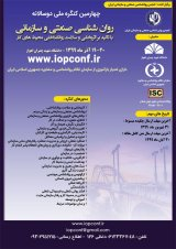 Poster of National Congress of Industrial and Organizational Psychology