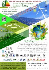 Poster of Second Regional Conference on Energy Conservation in the Building