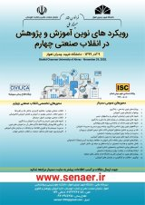 Poster of National Seminar on New Approaches to Education and Research in the Fourth Industrial Revolution