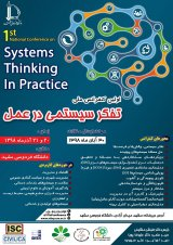Poster of Systems Thinking In Practice