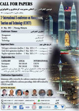 Second International Conference on Management, Tourism and Technology