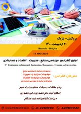 1st International Conference on Industrial Engineering, Management, Economy and Accounting