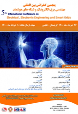5th International Conference on Electrical, Electronics and Smart Grid Engineering