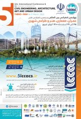 Fourth International Conference and Fifth National Conference on Civil Engineering, Architecture, Art and Urban Design